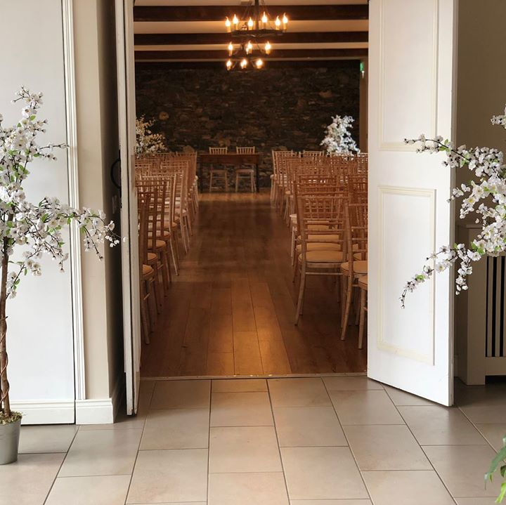 Another stunning venue for another lovely couple celebrating...