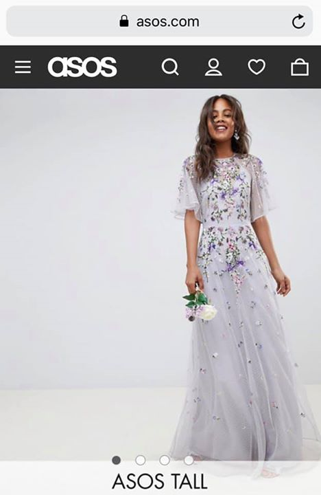 Holy cuteness have you seen this dress on ASOS. It's so pret...